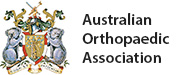 australian orthopaedics association